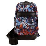 Hadaki Urban Sling Bag - Patterns| Modern Daypack