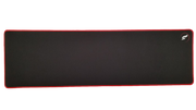 ZeroGravity Extended Gaming Mouse Pad - Black/Red