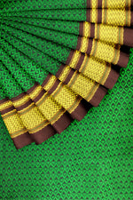 Load image into Gallery viewer, Green Puna Cotton 32""