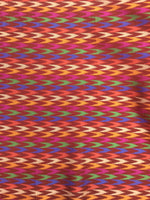 Load image into Gallery viewer, Maroon Woven Two By Two 35""