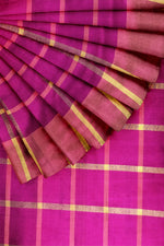 Load image into Gallery viewer, Rani Pink Pure Silk 44""