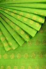 Load image into Gallery viewer, Light Green Kanjeevaram 44""