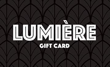 Lumiere Gift Card - $100