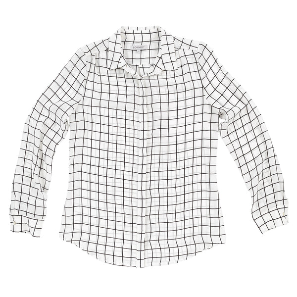 Gemma Blouse, Windowpane