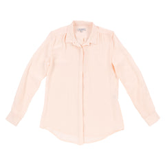 Gemma Blouse, Pale Blush