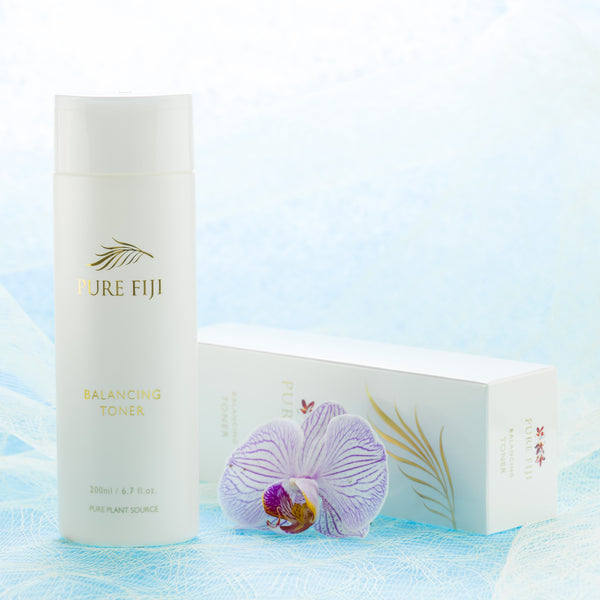 Pure Fiji Facial Balancing Toner 200 ml