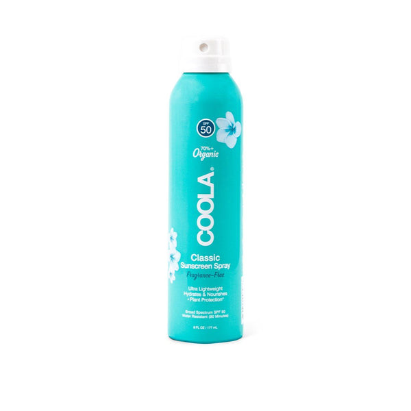 Coola Sport SPF30 Spray Unscented 236ml