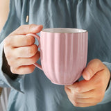 Mug ROSE porcelaine