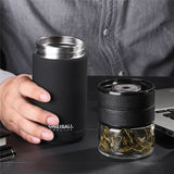 Thermos Thé Infuseur 400ml | ONE IS ALL