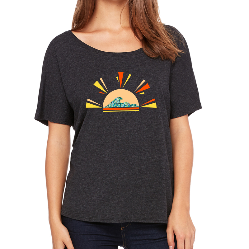 Sunrise Surf Tee