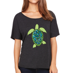 Sea Turtle Women Tee