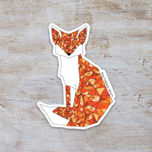 Load image into Gallery viewer, Fox Vinyl Sticker