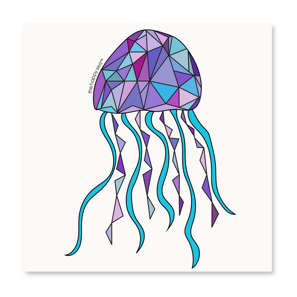 Jelly Art Print