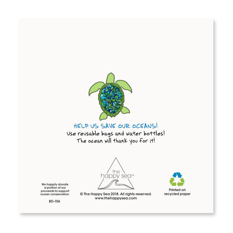 You're Turtley Amazing, Mom! Greeting Card