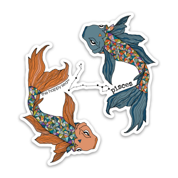 Pisces Vinyl Sticker