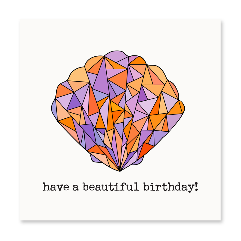 Have a beautiful birthday!
