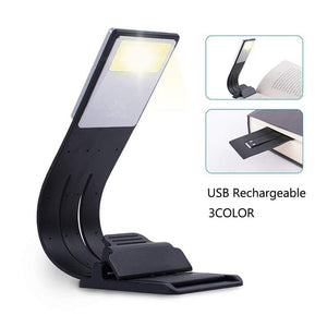LED USB Reading Light For E-read Kindle/eBook Readers