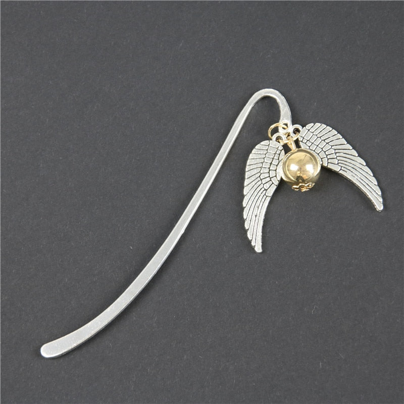 1 Pc Snitch Harry Bookmark Charm Bookmark