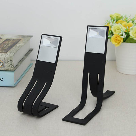 Flexible Bright White Clip On LED Desk Reading Book Lamp