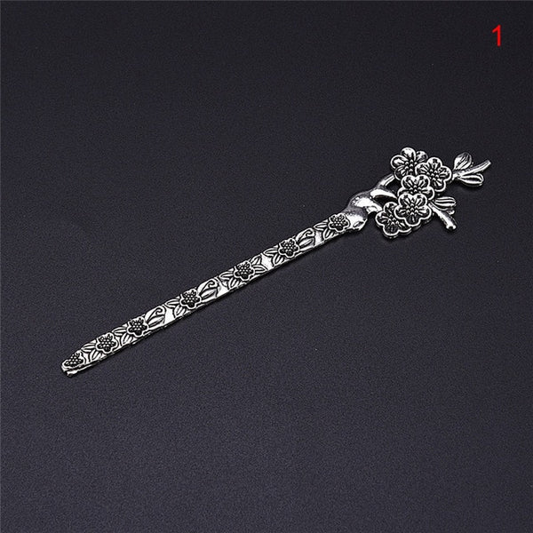 Creative Chinese Style Vintage Antique Metal Bookmark Handmade