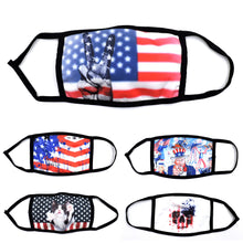 Load image into Gallery viewer, 2020 AMERICAN FLAG MASK 6PCS SET AFMASK2020 MIX-1