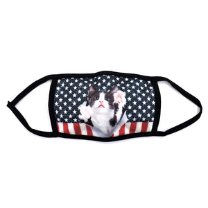 2020 AMERICAN FLAG MASK 6PCS SET AFMASK2020 MIX-1