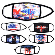 Load image into Gallery viewer, 2020 AMERICAN FLAG MASK 6PCS SET AFMASK2020 MIX-3