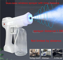 Load image into Gallery viewer, SG800R RECHARGEABLE NANO STEAM SPRAY GUN 800ml