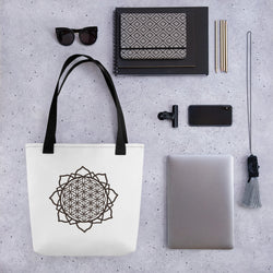 YogaTrace™️ Tote bag