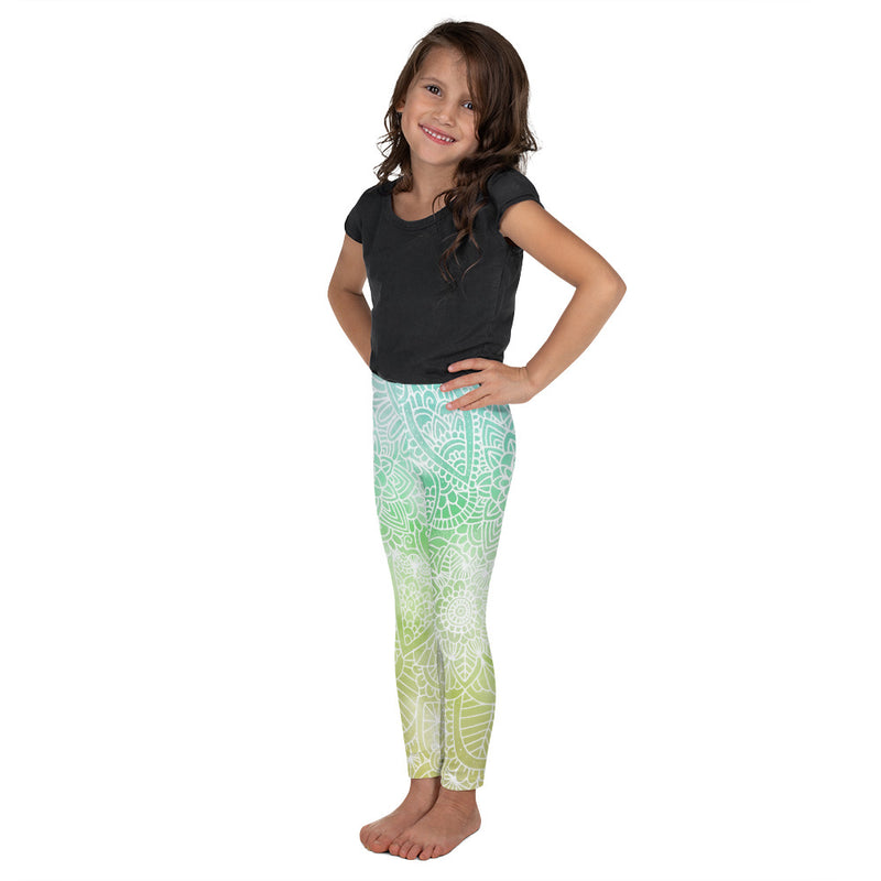 Earth Ombré Kid/Toddler's Leggings