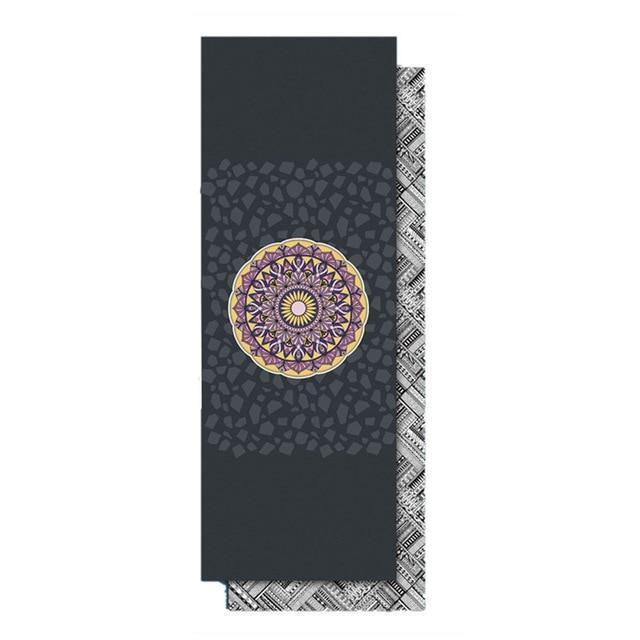 Louisa Tribal Yoga Towel
