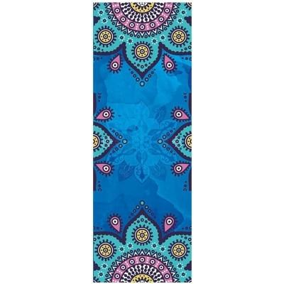 Water Lily Yoga Towel