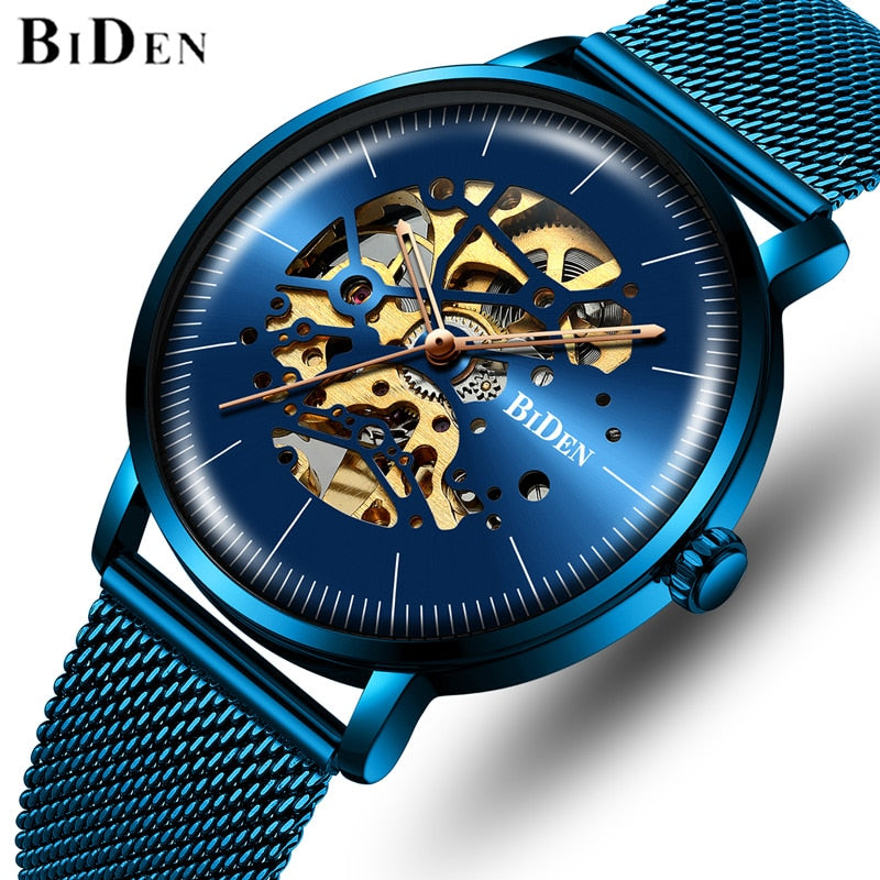 BIDEN Automatic Luxury Business Watch - Watch Couture