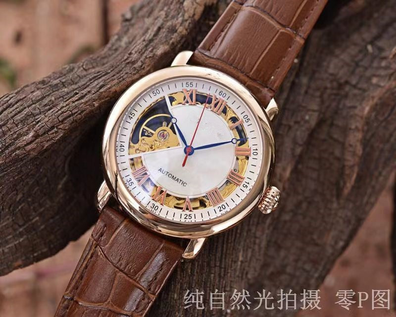 Luxury European Design Automatic Watch - Watch Couture