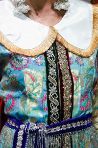 Embroidery Kaftans