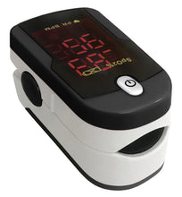 Load image into Gallery viewer, 459 Pulse Oximeter Black