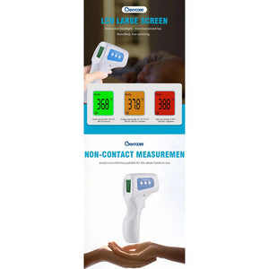 JXB-178 Professional Grade Non-Contact Digital Thermometer