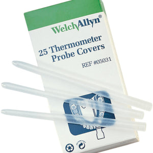 SureTemp Disposable Probe Covers,  7,500/case (250/box X 30 sleeves)