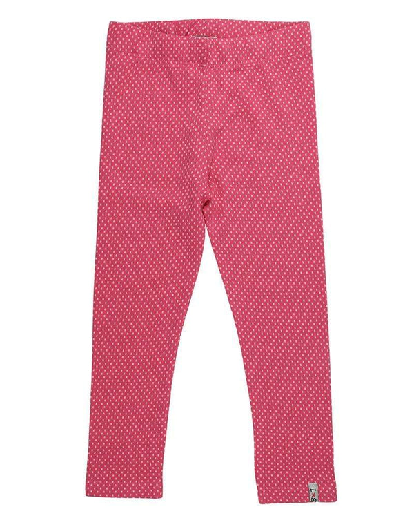 Lilly & Sid Leggings Dotty Leggings organic childrens clothes