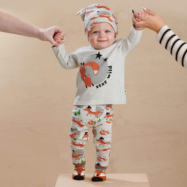 The Bonnie Mob Leggings Coppice - Legging - Fox organic childrens clothes