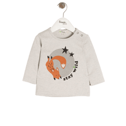 The Bonnie Mob T-Shirts Cosmo - T-shirt - Placed Fox organic childrens clothes