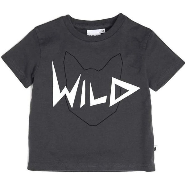 Tobias & the Bear T-Shirts Wild T Shirt organic childrens clothes