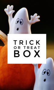 mystery box halloween, wax melts | Dallas Candles