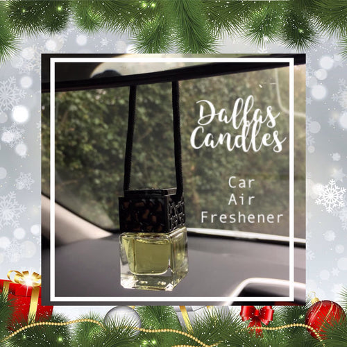 car air freshner - christmas gift - car | Dallas Candles
