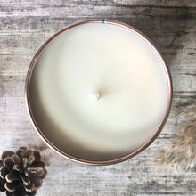 Load image into Gallery viewer, Pomegranate Noir Candle - Rose Gold