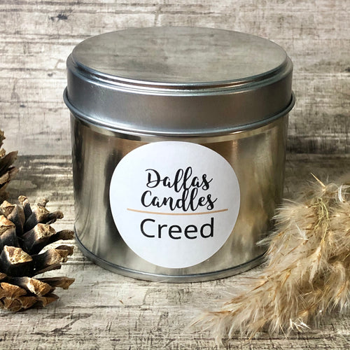 creed candles | Dallas Candles