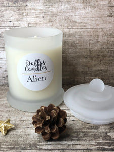 perfume candle | Dallas Candles