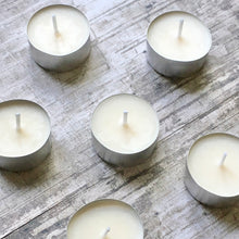Load image into Gallery viewer, tealights soy wax | Dallas Candles