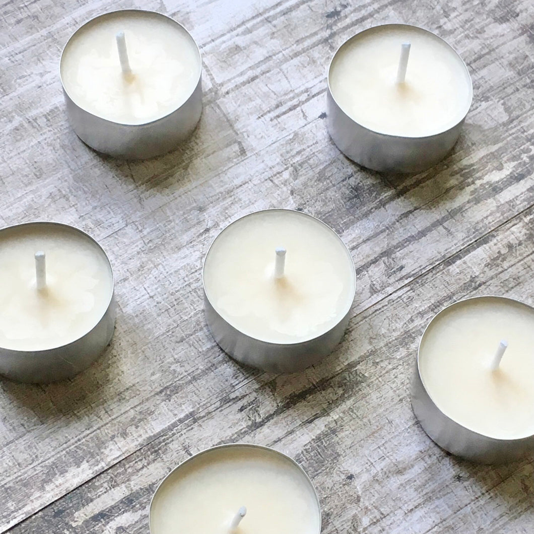 tealights soy wax | Dallas Candles