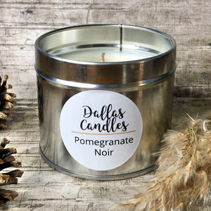 candles | soy wax candles | pomegranate | Dallas Candles